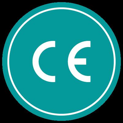 A colocação da marcação CE nos produtos evidencia a conformidade desses produtos com todas as diretivas comunitárias que lhe são aplicáveis.