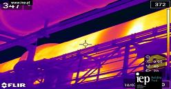 A amplitude da termografia na Indústria