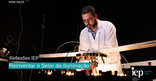 Reinventar o Setor da Iluminação