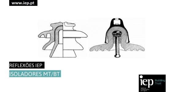 Isoladores MT/BT
